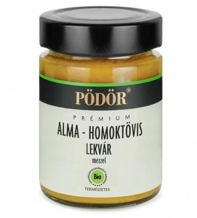 Bio alma - homoktövis lekvár hársmézzel_1