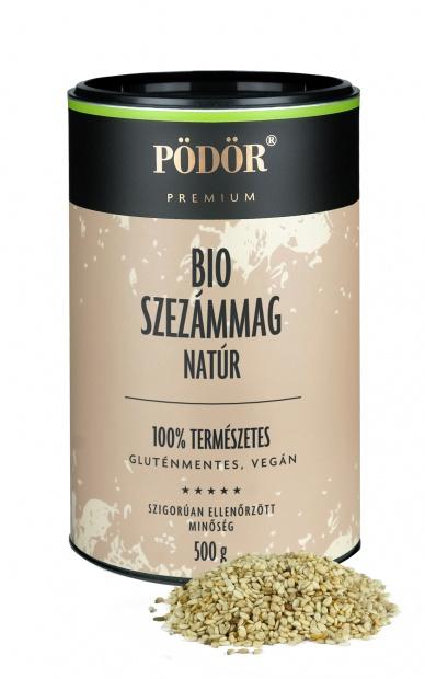 Bio szezámmag - natúr_2