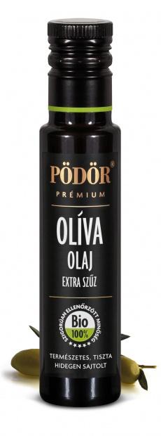 Bio olívaolaj, extra szűz - hidegen sajtolt _1