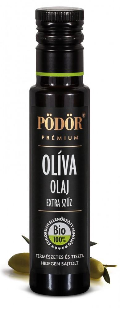 Olívaolaj, extra szűz - Bio