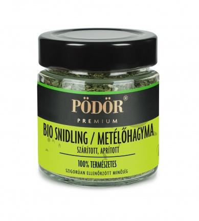 Bio snidling / metélőhagyma - szárított, aprított_1