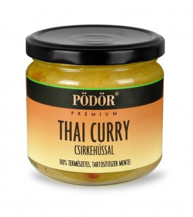 Thai Curry csirkehússal_1