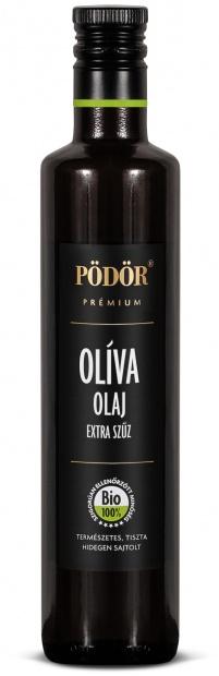 Bio olívaolaj, extra szűz - hidegen sajtolt _3