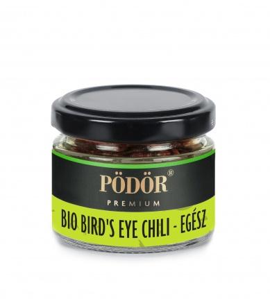 Bio bird's eye chili - egész_1