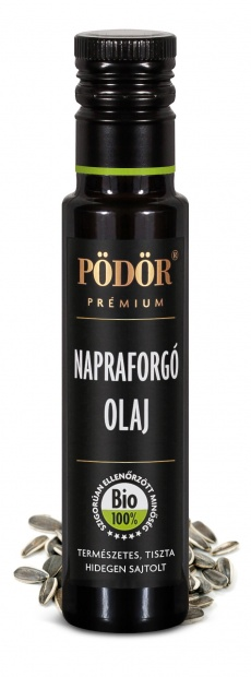 Bio napraforgó olaj - hidegen sajtolt_1
