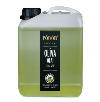 Bio olívaolaj, extra szűz - hidegen sajtolt _4