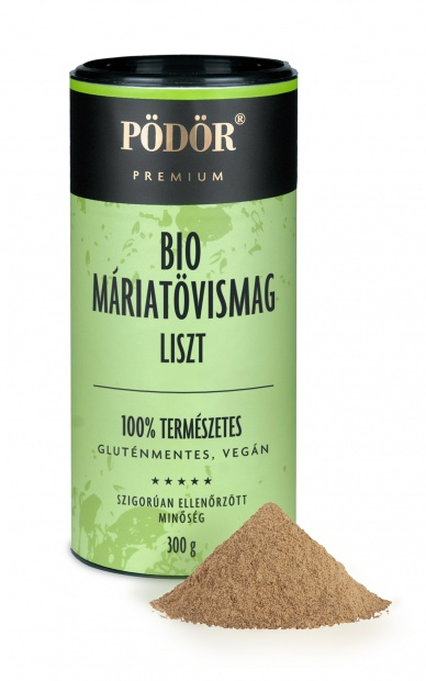 Bio máriatövis liszt – részlegesen olajtalanított_1