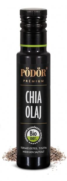 Bio chia olaj - hidegen sajtolt _1