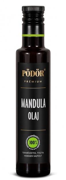 Mandulaolaj - hidegen sajtolt _2